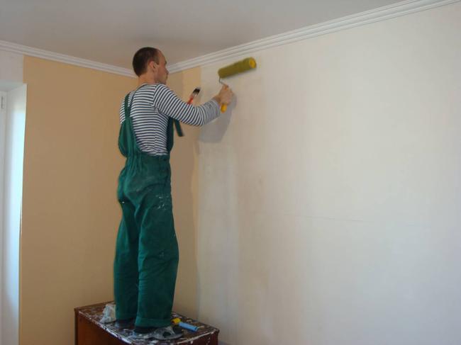 Перед тем как грунтовать стены под поклейку обоев, уточните вид грунтовки и ее функциональные особенности
