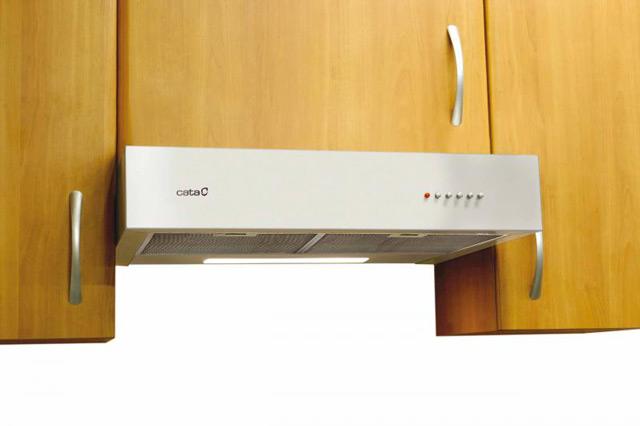 Плоские вытяжки обычно имеют режим циркуляции воздуха внутри помещения