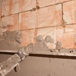 Оштукатуривание – самый популярный вид выравнивания поверхностей