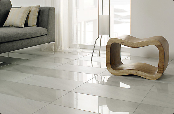 Всегда можно подобрать подходящий для вашей гостиной дизайн плитки