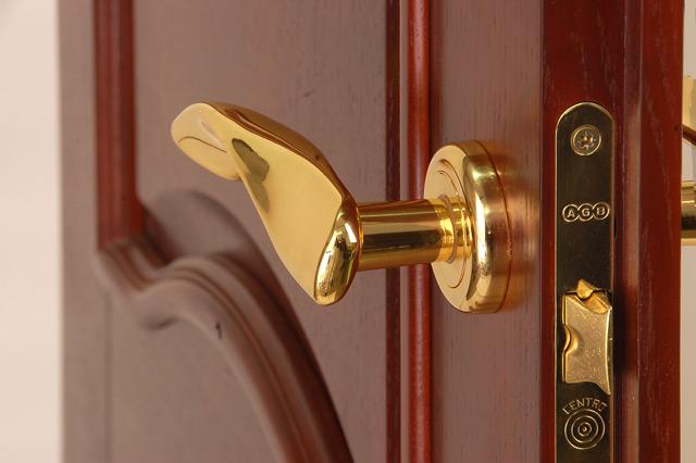 Различные аксессуары позволяют полноценно пользоваться дверью
