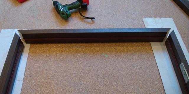 Дверная коробка – конструкция, на которую устанавливается дверная створка
