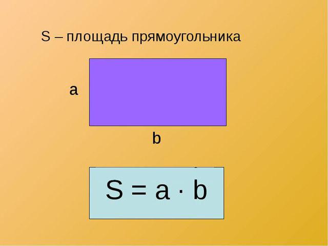 Расчёт поверхности прямоугольной формы