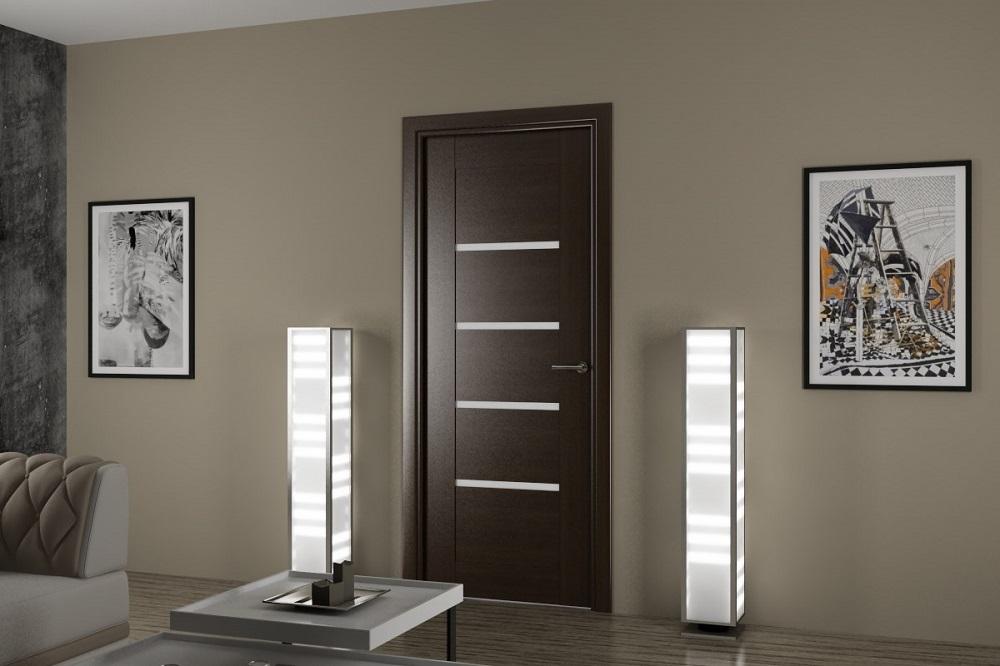 Современные межкомнатные двери - украшение любого дома
