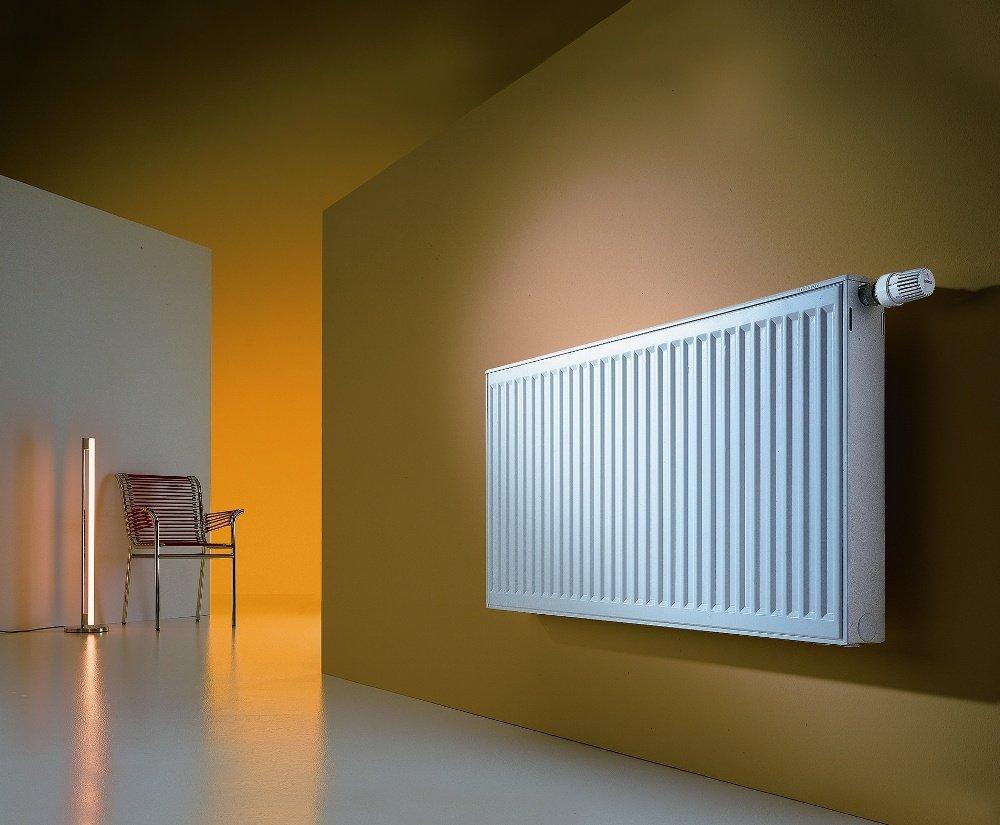 Панельные радиаторы из металла
