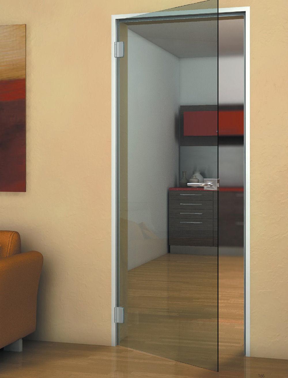 Дверь салонного типа