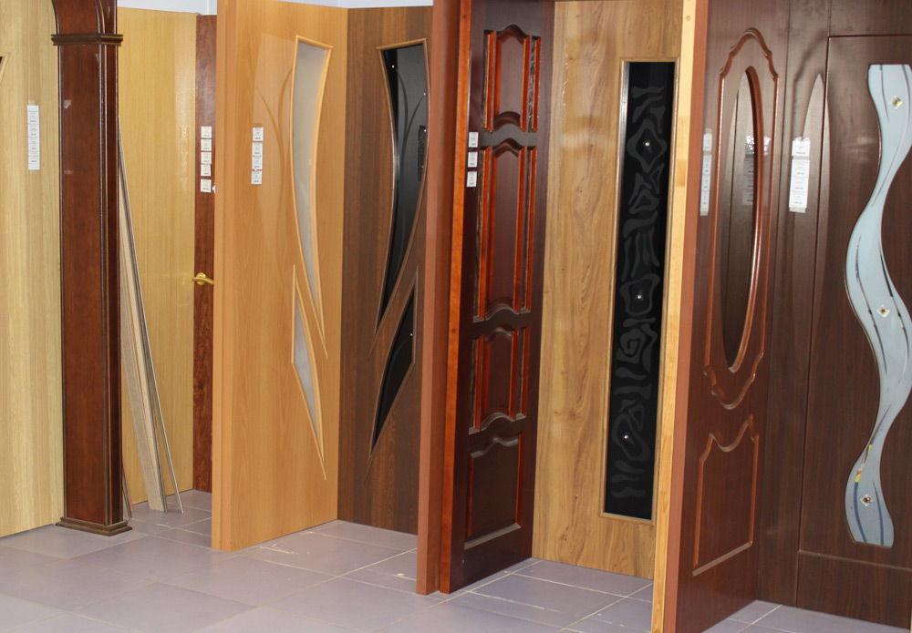 Разнообразие межкомнатных дверей