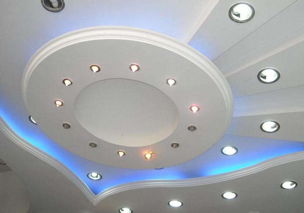 Фото потолочных светильников