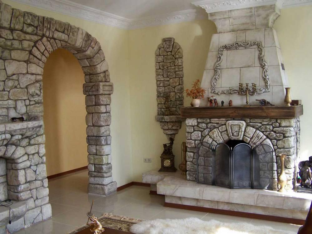 Способ декорировать арку