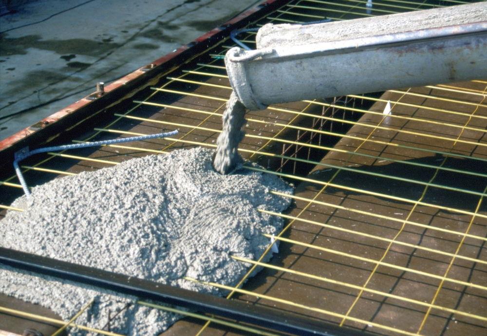 Как разводить цемент