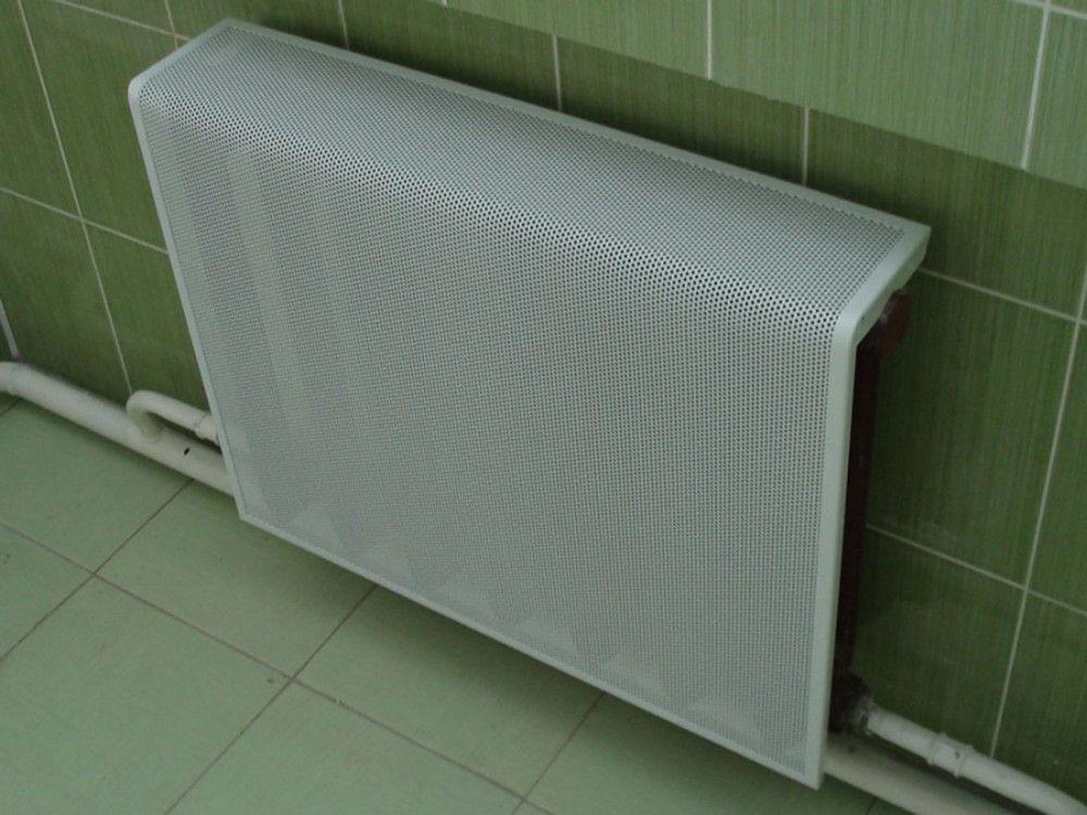 Скрываем радиатор отопления