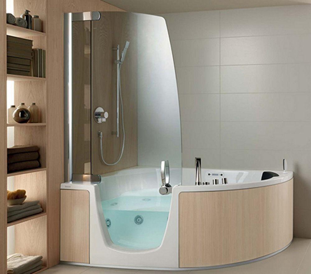 Установка ванны и душа