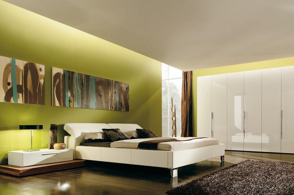 Вариант дизайна потолока спальни