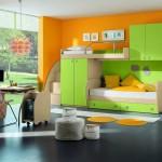 Цветовая гамма в детской комнате