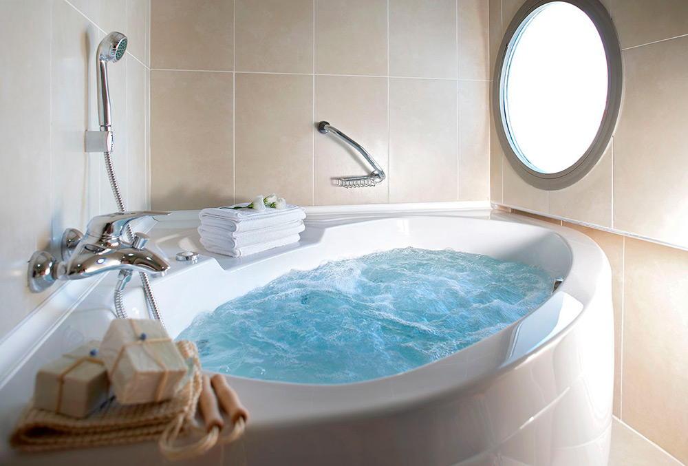 Сделать гидромассажную ванну своими руками