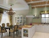 Вариант кухни-столовой