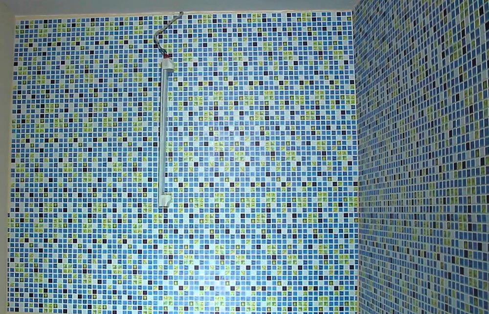ПВХ-листы для ванной