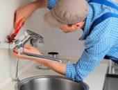 Замена смесителя на кухне