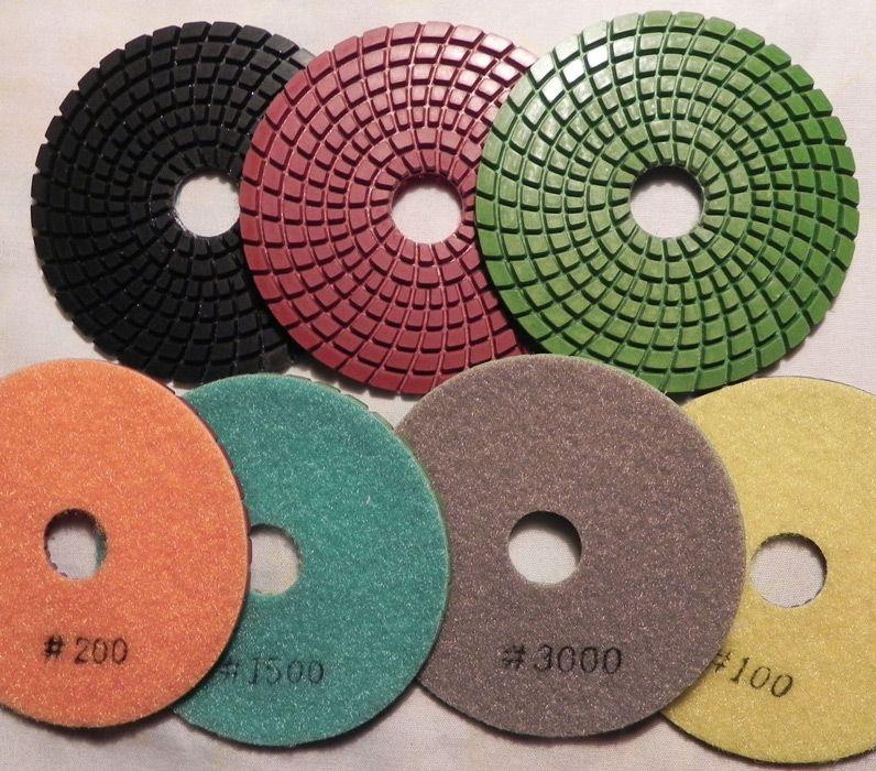 Алмазные гибкие круги