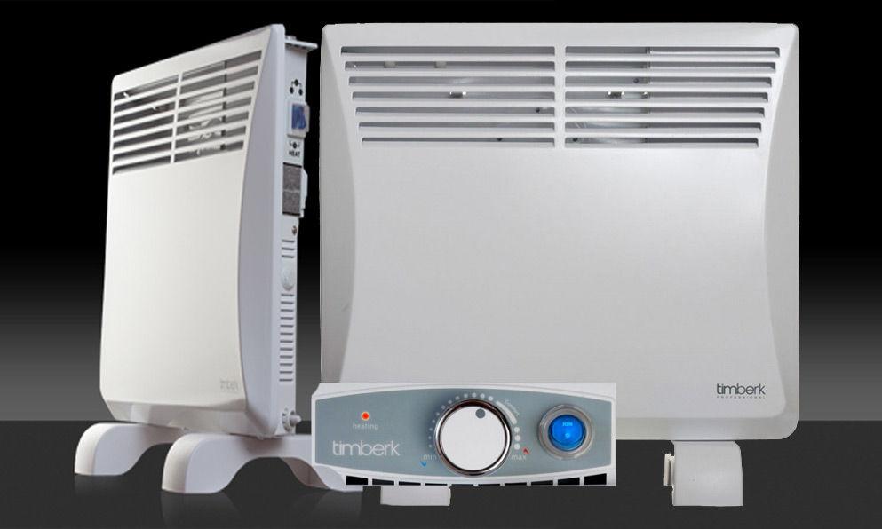 Конвекторы и терморегулятор