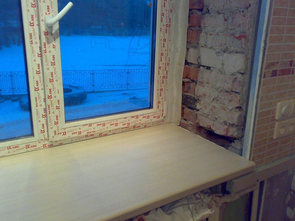 Плёнка на окне