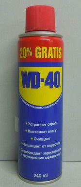 СредствоWD-40