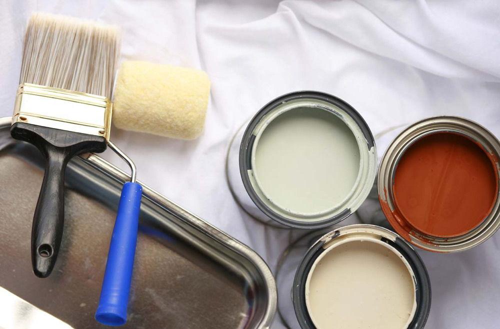 Инструменты и краска