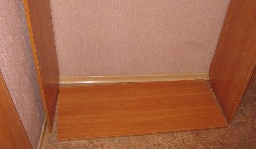 Проверяем, правильно подобраны размеры дна и стенок