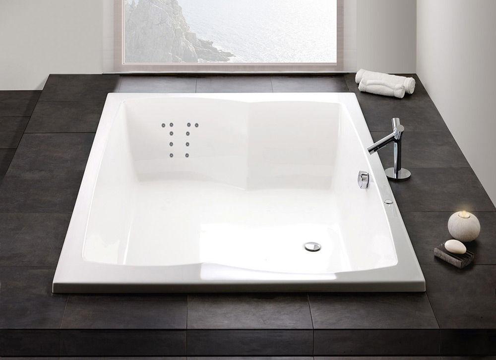 Акриловая ванна на двоих