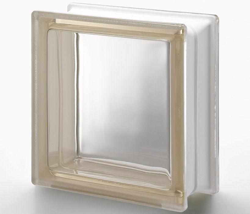 Так может выглядеть стеклоблок