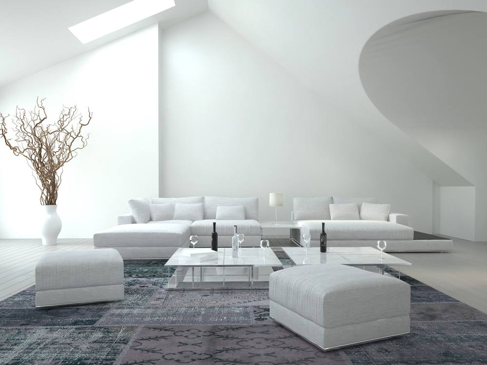 Изысканный стиль гостиной