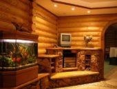 Деревянная отделка дома