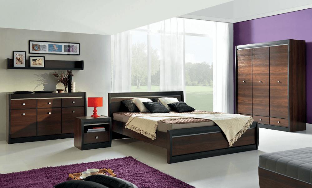 Комната в деревяном стиле