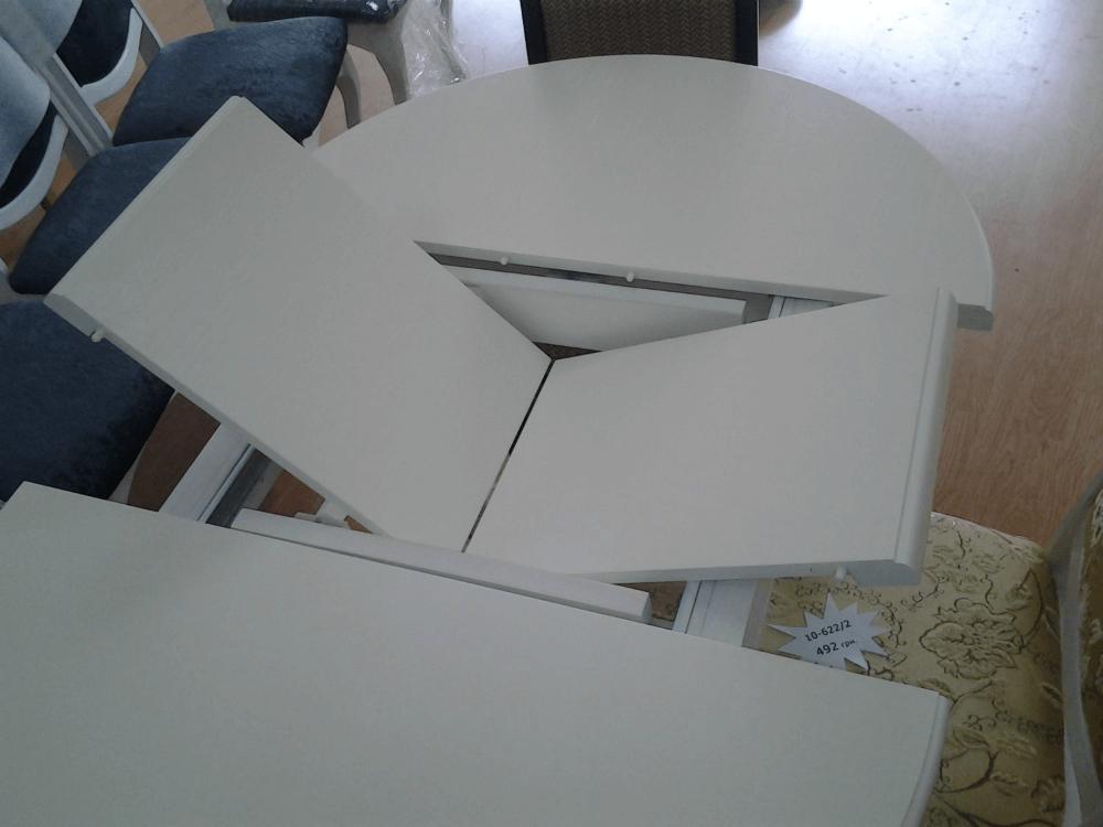 Механизм выезжающего стола трансформера