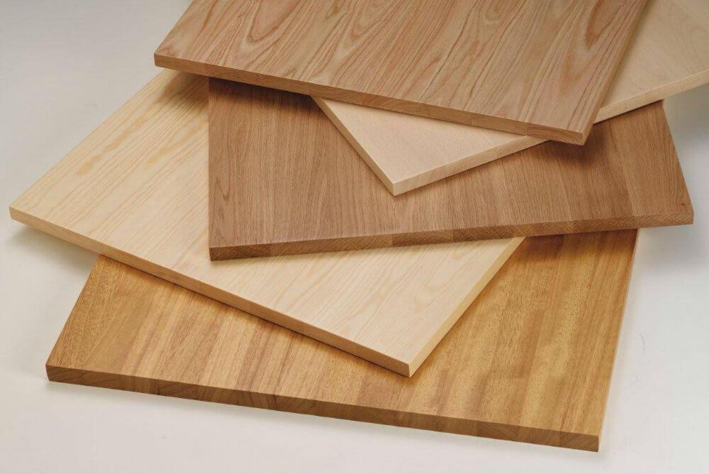 Деревяные щиты для мебели