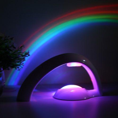 Лампа-радуга с АлиЭкспресс