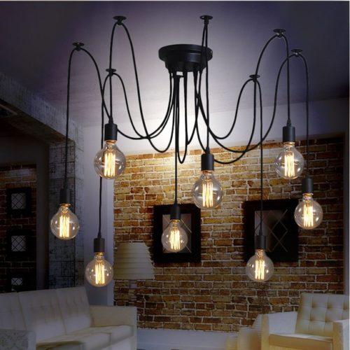 Оригинальный светильник с АлиЭкспресс