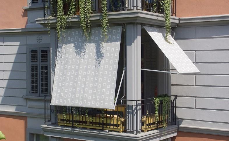 Идея оформления балкона