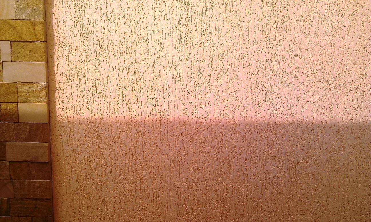 штукатурка стен короедом фото
