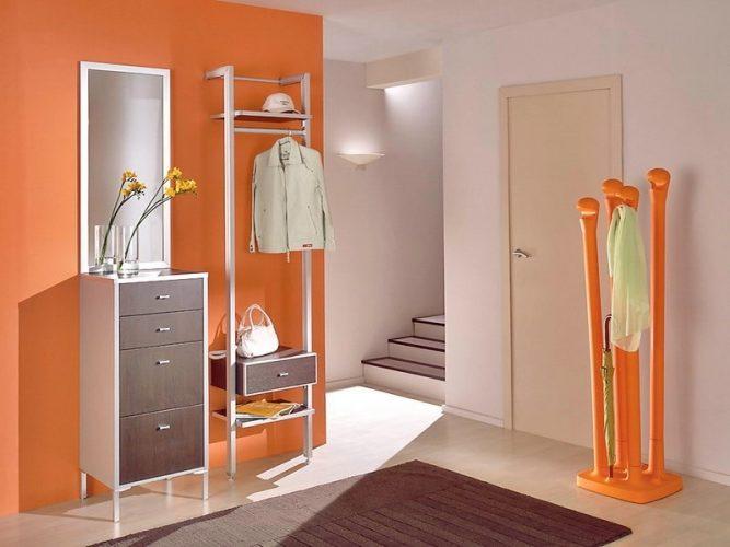 Планировка и дизайн прихожей в однокомнатной квартире 40 кв м
