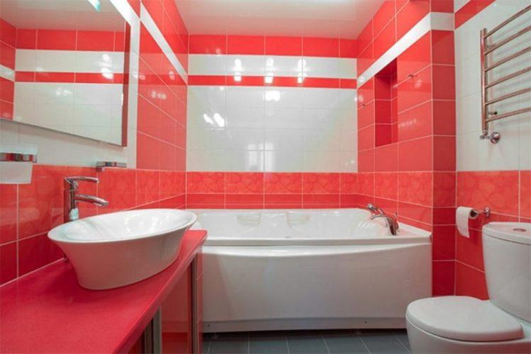 Дизайн ванной в однокомнатной квартире 40 кв м