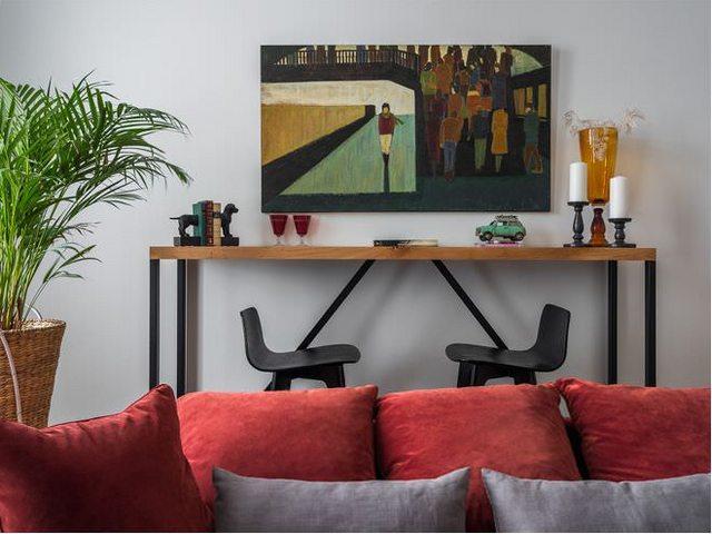 Интерьер в квартире Ксении Собчак