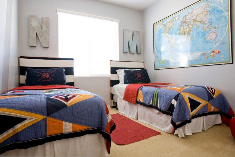 Раздельные кровати для детей
