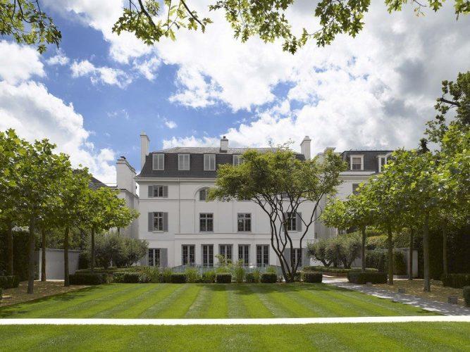 Резиденция Upper Phillimore Gardens