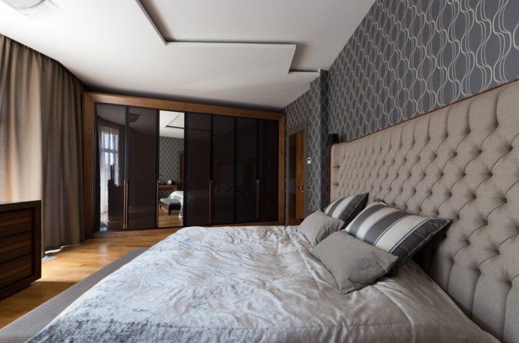 Спальня в доме Димы Билана