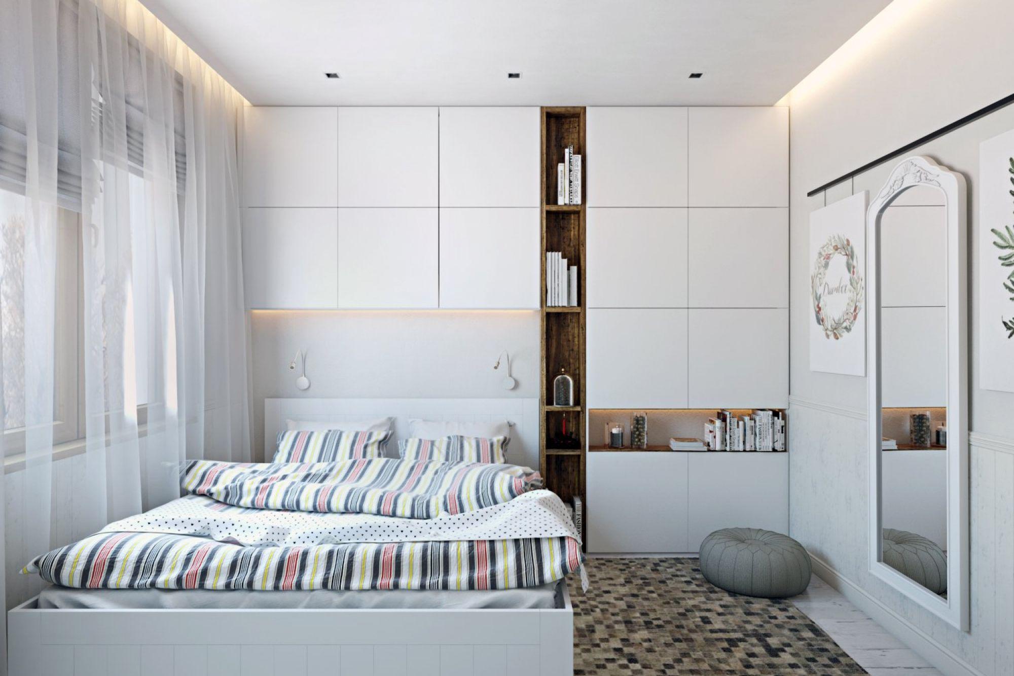 Комната для подростка в современном стиле видео