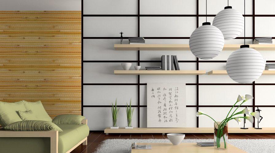 Японский стиль в интерьере: видео