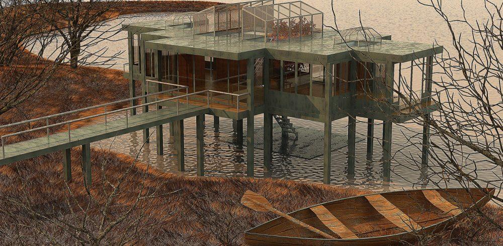 Кадр из фильма «Дом у озера»