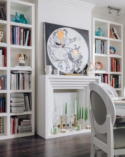 Дизайн интерьера Жени Ждановой
