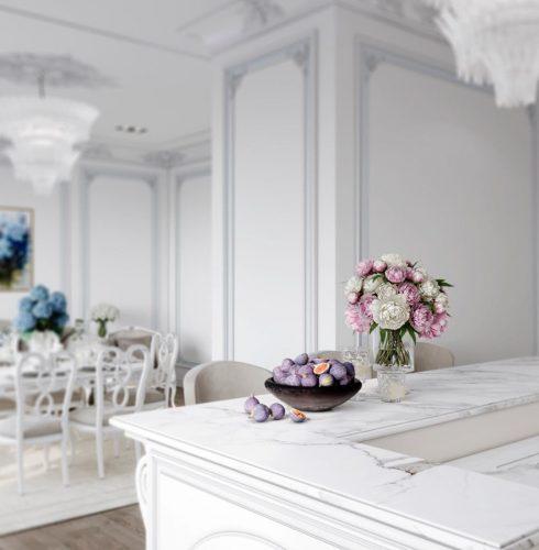 Дизайн интерьера Марины Егоровой
